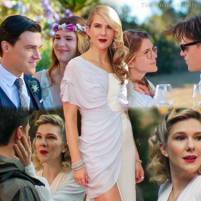 Happy 38th Birthday to this undoubtably phenomenal, outstanding actor and lovely lady Lily Rabe!