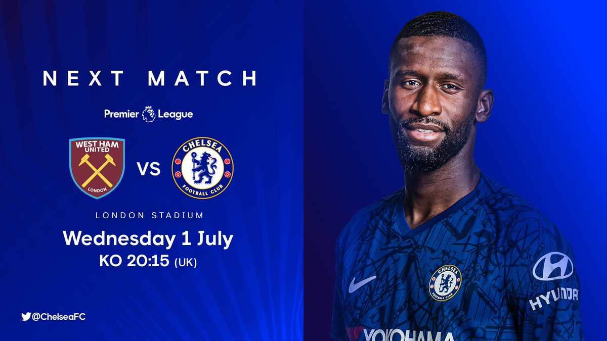 Talking of revenge, we got some unfinished business this Wednesday with @WestHam . They beat us at our ground & we need to do the same to them. Will be a interesting match.