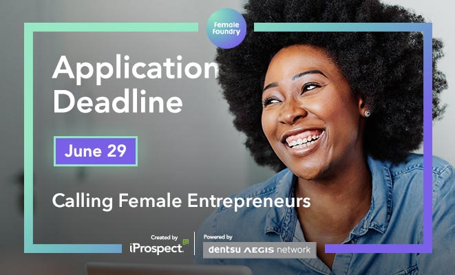 In response to the challenges businesses are facing in the wake of COVID-19, Female Foundry launched its first online curriculum in the US, to support diverse women entrepreneurs develop their strategies, skills, networks and resilience. Learn more: fal.cn/38Szy