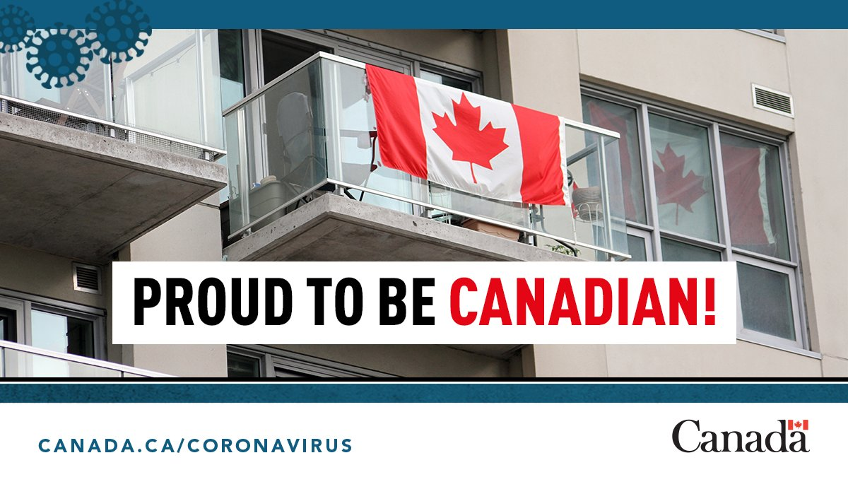 Missing the fireworks and festivities this year? Celebrating Canada is about so much more than a big party. In light of #COVID19 and the #GC's priority in keeping Canadians safe, @CdnHeritage will be hosting #CanadaDay virtually. https://t.co/kDUyJl2B62 https://t.co/p4R1thpPS2