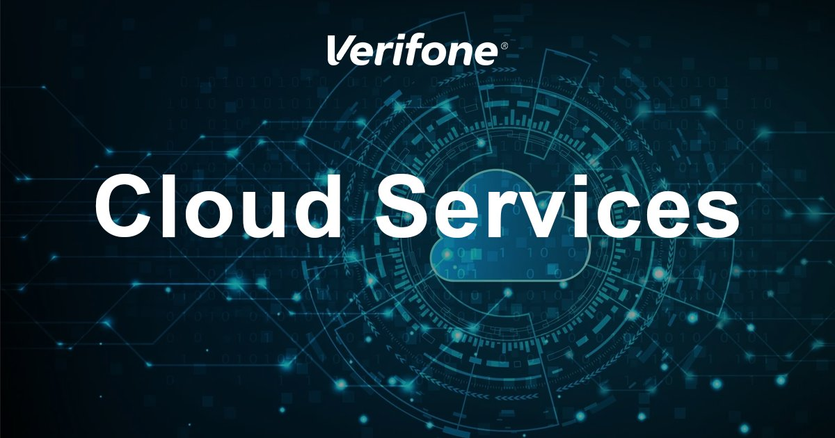 Verifone is your one-stop-shop for enabling any type of payment experience. Verifone Cloud Services is a suite of products and services empowering you to run & grow your business while making the complex world of payments simple & seamless. Learn more at https://t.co/Lqq149rTTg. https://t.co/k3NWZrfBrR