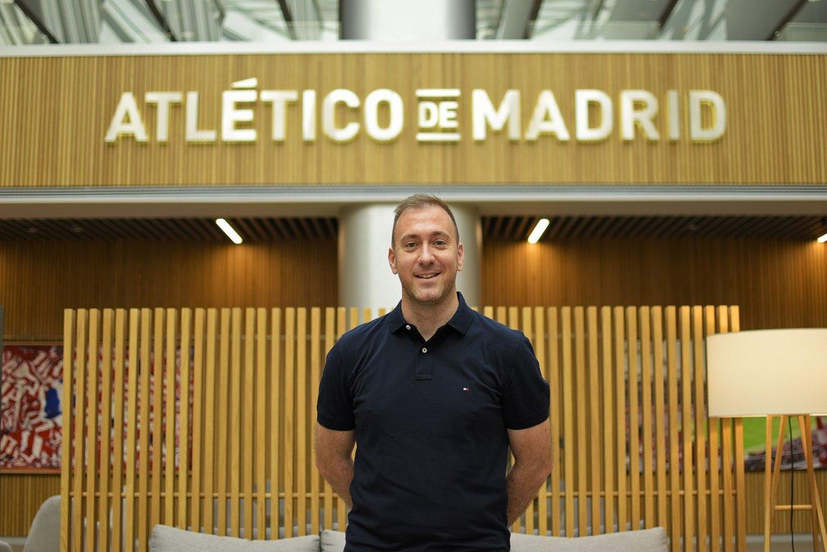 🏧 Héctor Díaz, nuevo entrenador del Femenino B. 👉 https://t.co/fDgzohSfIt 🔴⚪ #AúpaAtleti https://t.co/7O84ZRSAFF