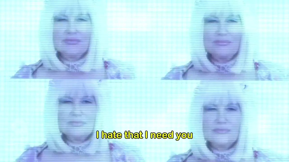 "Pop icon MIRIAM HALE and K-pop sensation FOUR5SIX join forces for the collab of the century on ""I HATE THAT I NEED YOU"" featuring all the wrong translations and all the right dance moves @JENCOOLIDGE special shoutout to @kylehanagami on the choreo darrencriss.me/IHTINY"