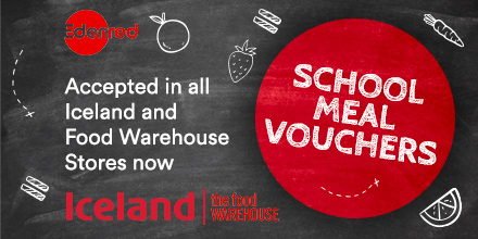 📢 We're pleased to announce we are accepting school meal vouchers to support the nation's school children 📢  Visit the Edenred portal and select us as your retailer to receive your digital vouchers.  The s'cool holidays just got even cooler ❄️  https://t.co/phGNT7pH80 https://t.co/ZIslsuTt4J