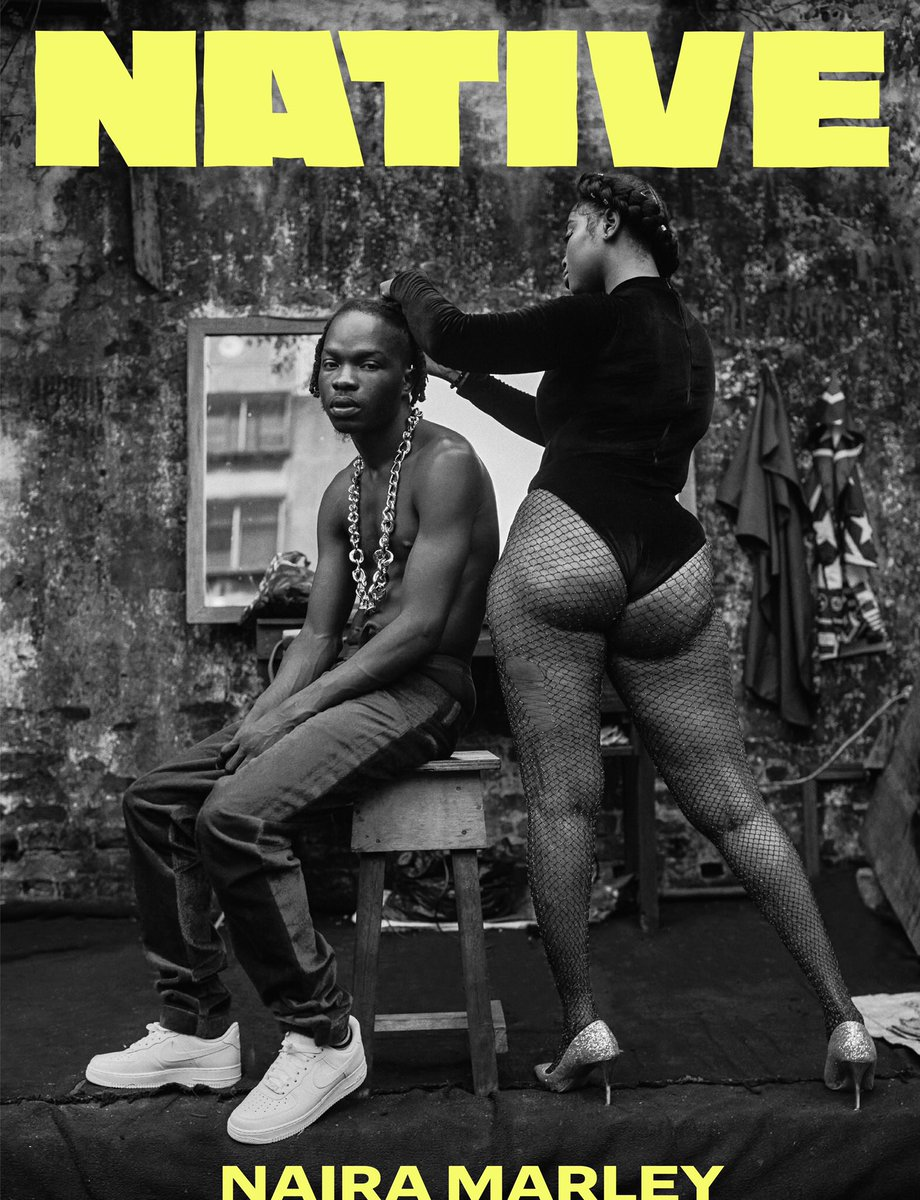 The Inside Life of Naira Marley @officialnairam1 is our TIME Issue cover star ✨The most googled person in Nigeria in 2019, and the most divisive star for a generation, he let us in for a rare look into his life and mind, unfiltered as always. Read Here: bit.ly/3idmzyv