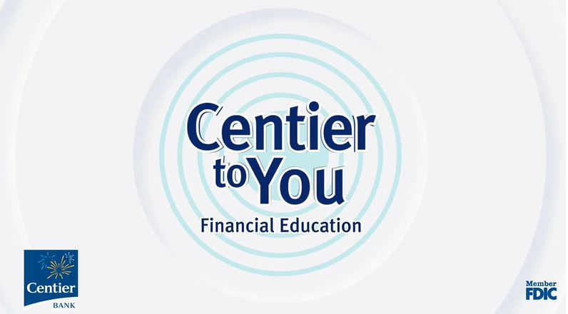 We are thrilled to announce the launch of our new online Financial Education Series, Centier To You, featuring an e-course on Identify Theft! Find FREE resources, e-courses, and more: https://www.centier.com/news/centier-bank-creates-online-financial-education-series-open-to-public/… #FinancialEducation #Finance #Banking #commUNITYbankingpic.twitter.com/Ny6okmMszD