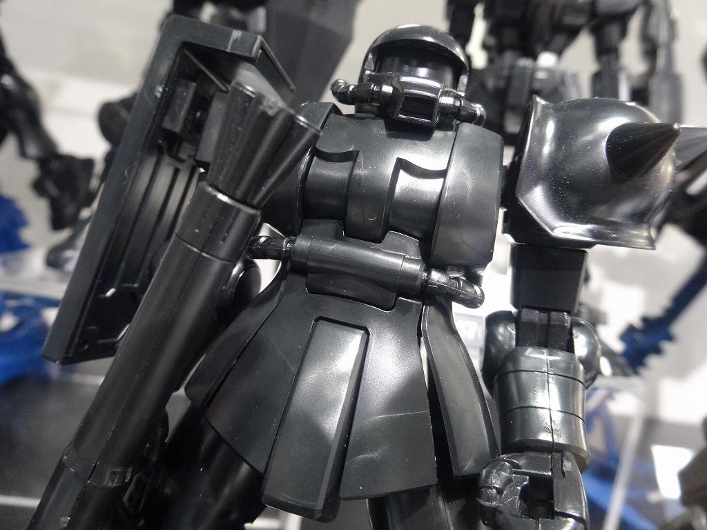test ツイッターメディア - ガンダムベース東京⑥ エコプラ生産時に出る原料ロスや製品にならない部分を再利用し、色んな製品のプラスチックによる色ムラが出ないように黒い塗料を混ぜて作られている。これなら「LUNA SEA専用ザクII」を手軽に揃えられるやん!! https://t.co/fm1WQVZidW