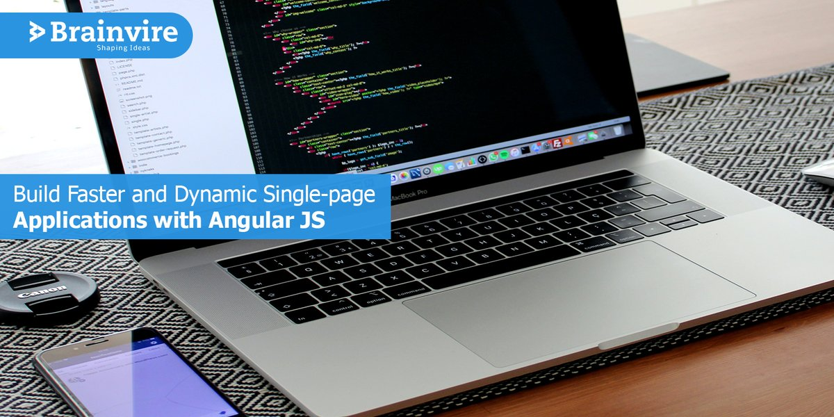 With Angular.js, reap the benefits of the two-way data-binding feature that makes it the most preferable JavaScript framework. Get in touch with us now.  https:// bit.ly/30upnB7      #angualrjs #appdevelopment #apps<br>http://pic.twitter.com/iELr9Simmq