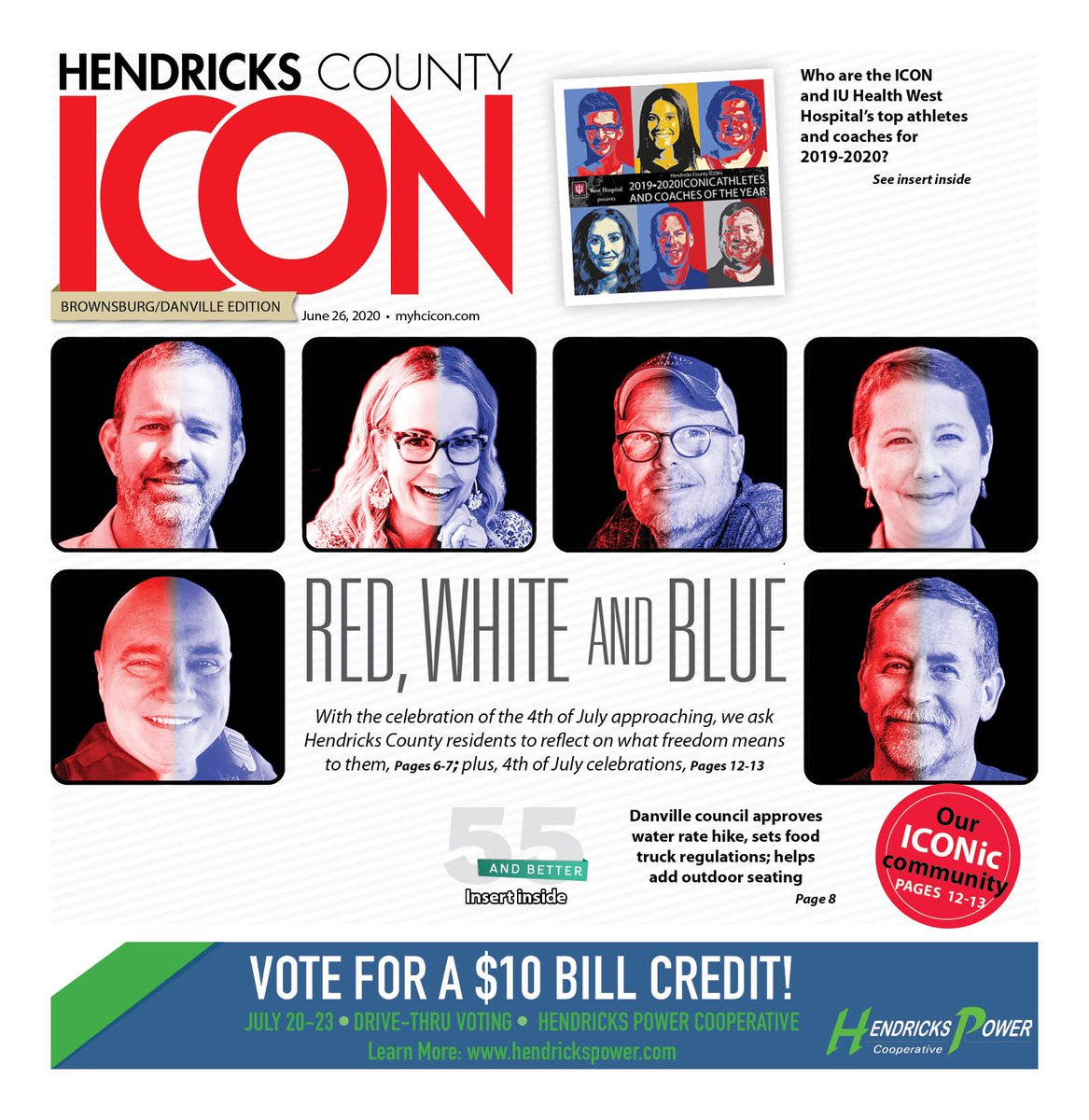 Red, White and Blue: Six Hendricks County residents reflect on freedom.   Story link: https://t.co/2tBSzkoydk  #IndependenceDay #Freedom #Community #ALLinHendricksCounty #inHendricks https://t.co/1gAkGaHDyF