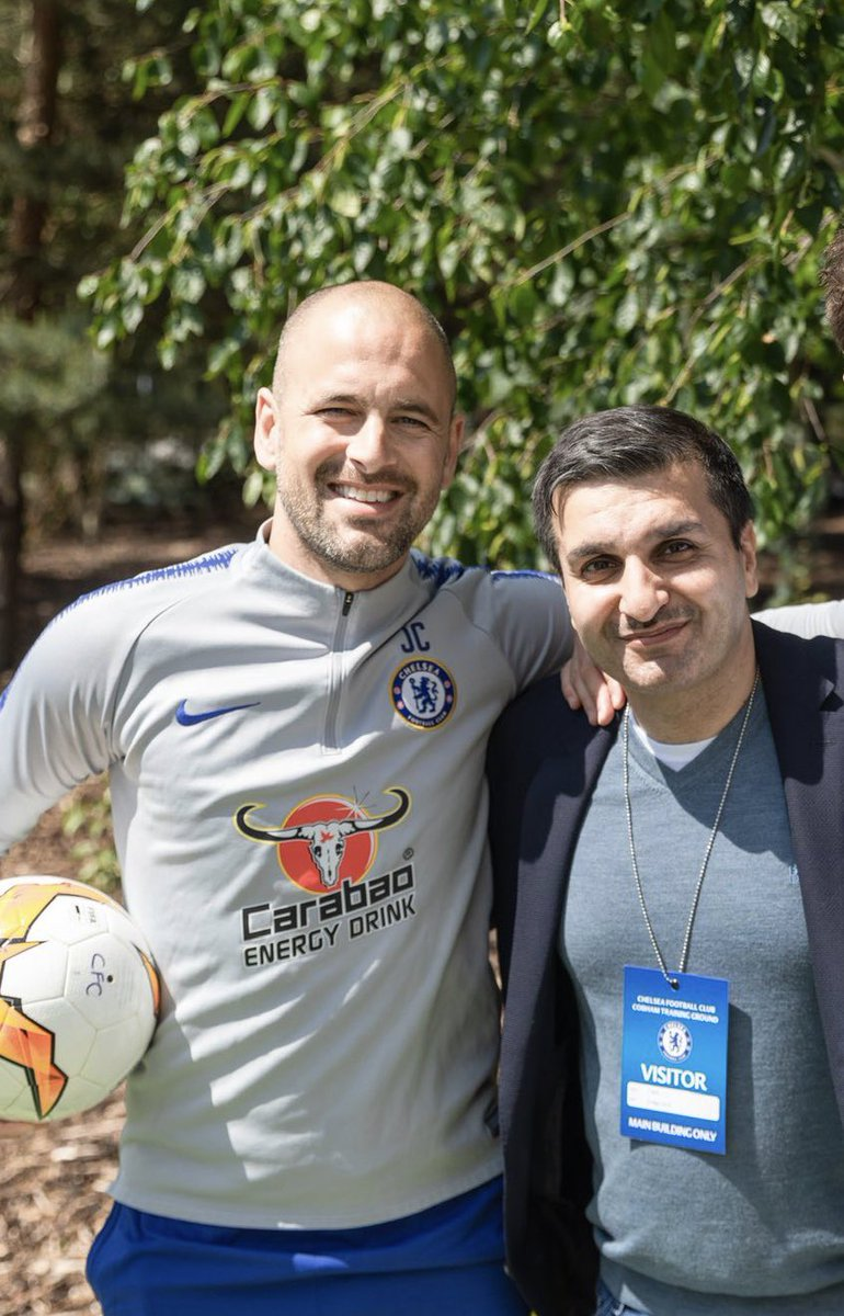 Wish Joe Cole the best, his leaving his coaching role at @ChelseaFC & wants to travel the world. I would love to do the same!!!!