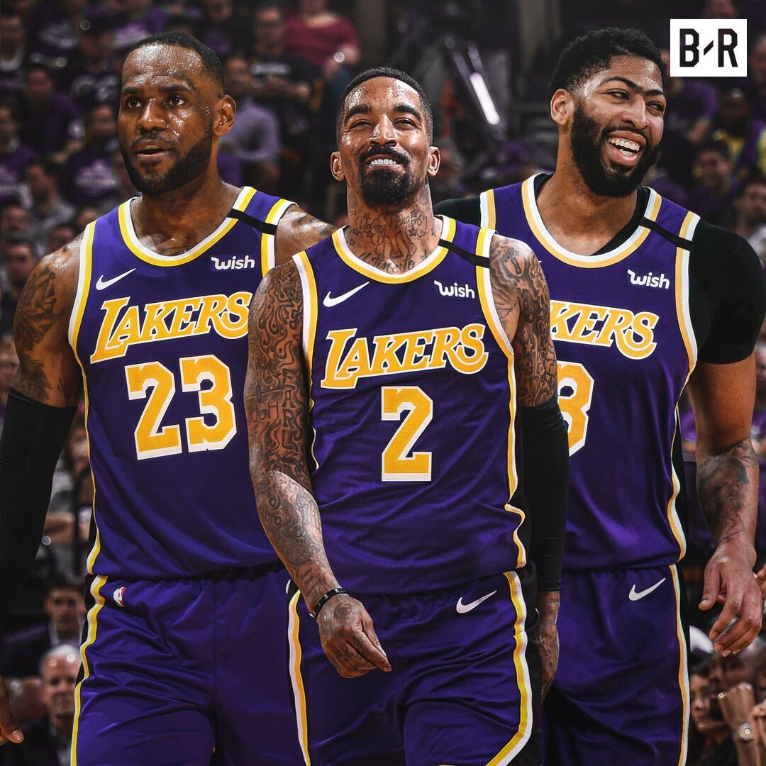 Lakers are expected to sign JR Smith for the rest of the season, per @TheSteinLine https://t.co/aivrBRlbIo