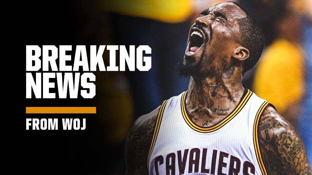 Breaking: J.R. Smith and the Lakers are working through final steps of a deal today and he will be added to roster for the Orlando restart, sources tell @wojespn. https://t.co/Rdx0vXNG4C