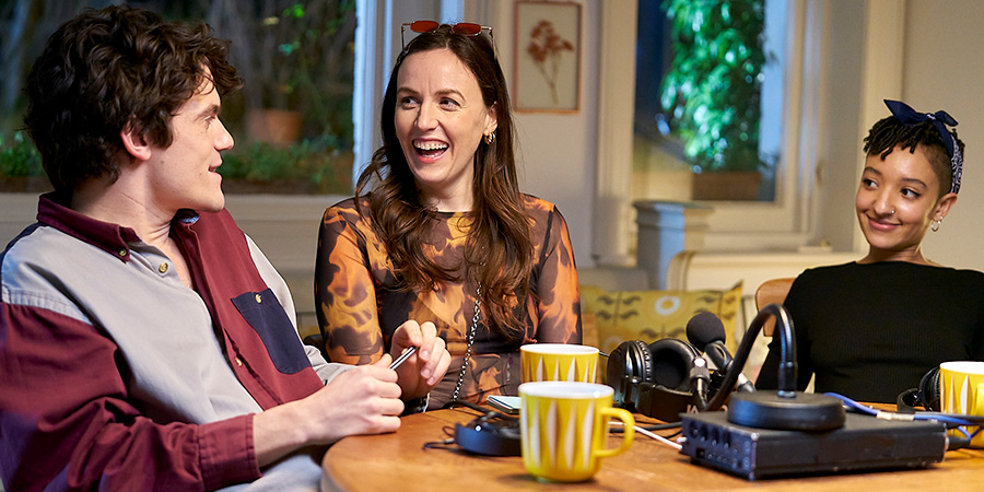15 minute sitcom pilot Beyond The Filter - about a woman trying to create a podcast - is now on iPlayer:
