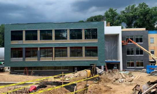 Check out fresh photos showing <a target='_blank' href='http://twitter.com/DHMiddleAPS'>@DHMiddleAPS</a> addition 🏗️construction progress 🏗️:  <a target='_blank' href='https://t.co/VHMQeiMbT2'>https://t.co/VHMQeiMbT2</a>  <a target='_blank' href='http://twitter.com/EllenSmithAPS'>@EllenSmithAPS</a> <a target='_blank' href='http://twitter.com/dhms_ptsa'>@dhms_ptsa</a> <a target='_blank' href='http://twitter.com/DHMSLib'>@DHMSLib</a> <a target='_blank' href='http://twitter.com/APSVirginia'>@APSVirginia</a> <a target='_blank' href='https://t.co/wM1oAaSk64'>https://t.co/wM1oAaSk64</a>