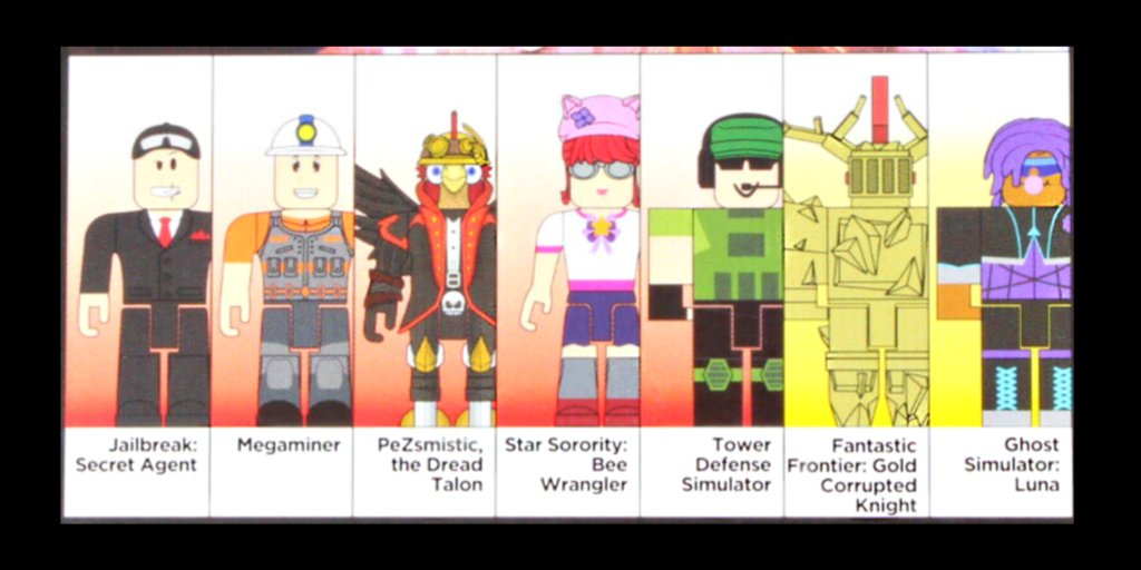 Roblox Jailbreak Secret Agent Lily Pa Twitter These Are All The New Action Series 8 Core Packs I Think They Will Be Available Sometime After July 1 2020 Robloxtoys Robloxfigures Roblox Https T Co Gwuevw2drr