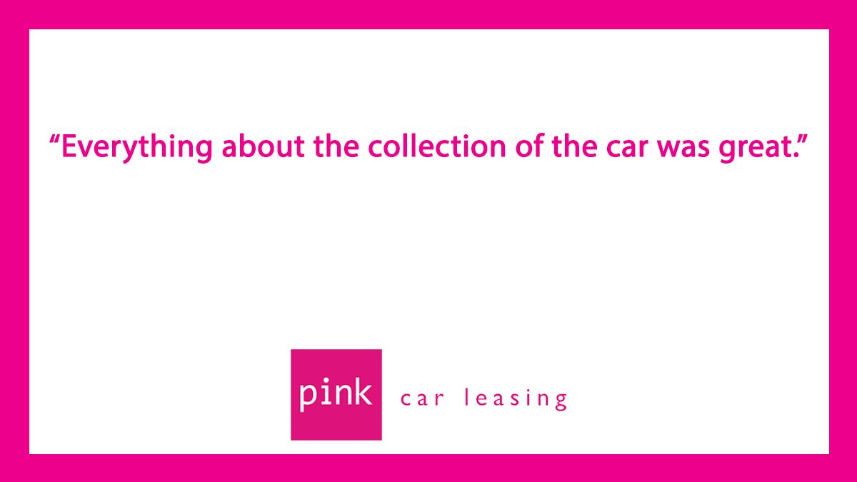 Pink Car Leasing is your 𝗡𝗼.𝟭 𝗖𝗵𝗼𝗶𝗰𝗲 for car and van leasing deals! So, whether this is your first time or you are a returning customer, visit our website to get started today. 🌐 bit.ly/317kQBm #CarLeasing #VanLeasing