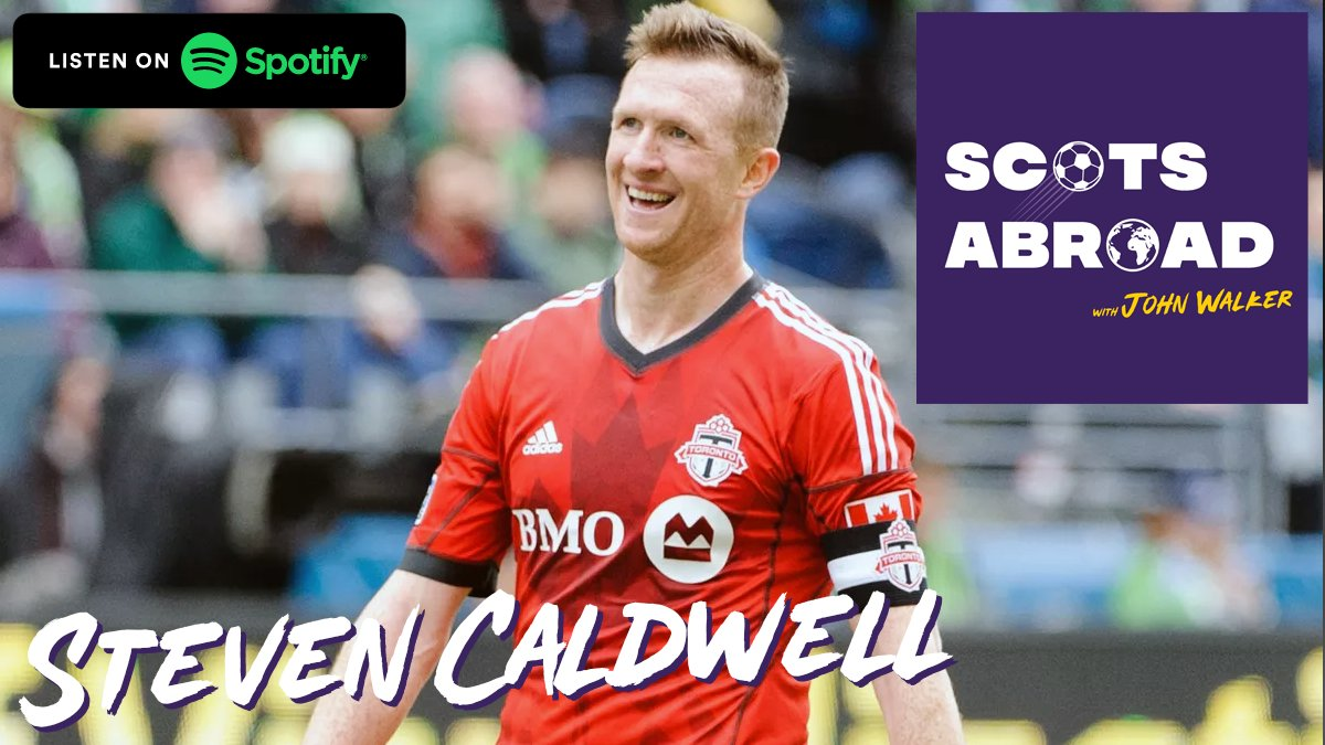 New #podcast with Scots abroad. We talk to @stevocaldwell about: @NUFC @BlackpoolFC @officialBantams @LUFC @SunderlandAFC @BurnleyOfficial @LaticsOfficial @BCFC @TorontoFC @OakBDevils @ScotlandNT @CanadaSoccerEN #FootballPodcast #ScottishFootball #MLS open.spotify.com/episode/6Rke8a…