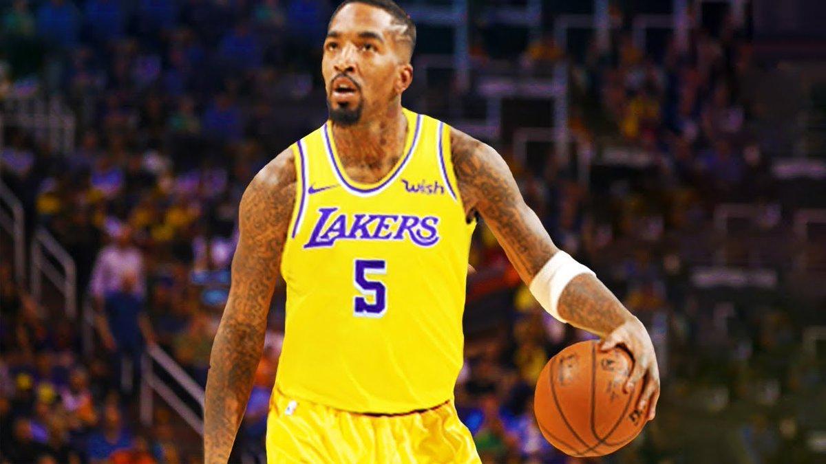 湖人白菜價拿下JR,三大角度解析簽約,Perkins難掩激動:紫金軍最後一塊拼圖找到了!-籃球圈
