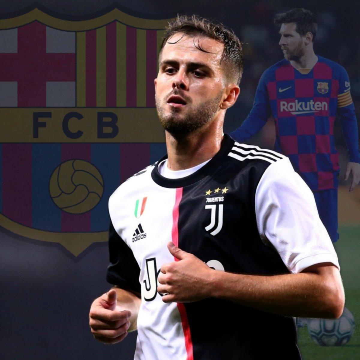 OFICIAL. Miralem Pjanic es nuevo jugador del FC Barcelona. Traspaso definitivo. Los culés reportaron la operación como una compra de 60 millones de euros + 5 millones en variables. Contrato hasta 2024. Cláusula de rescisión de 400 millones. Se sumará a partir del curso 2020/21.