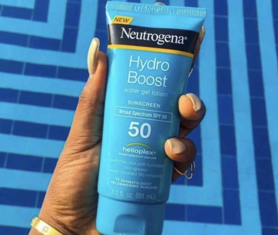 Plus do y'all have this sunscreen?pic.twitter.com/aAFZIs9qPF