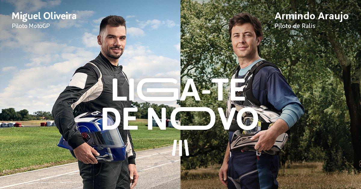 Peões com quatro ou a duas rodas? 🏍️ @_moliveira88  e @Armindo_Araujo trocam de papéis ... quem fará mais fumo?  🌬️ #LigateDeNovo #LigateaVida #MEO5Sentidos
