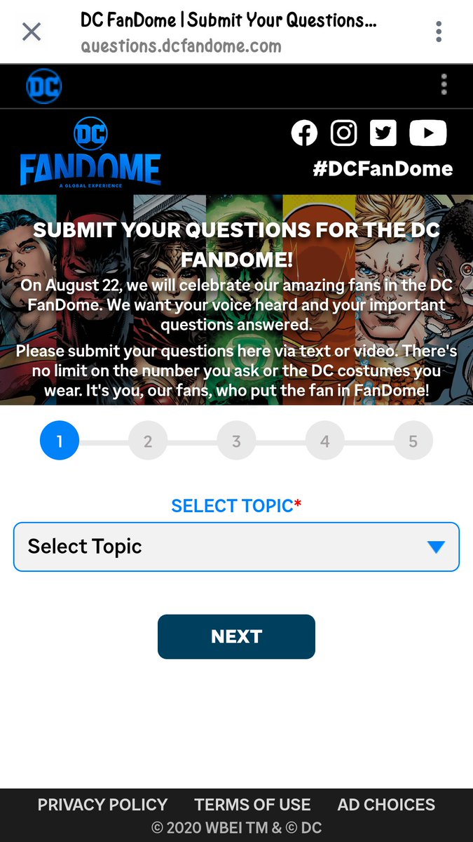 WB and DC will never work with Zack Snyder again.  Now : He has his own question section in #DCFanDome   #ReleaseTheSnyderCut #DCEU<br>http://pic.twitter.com/4pVxMtBXfW