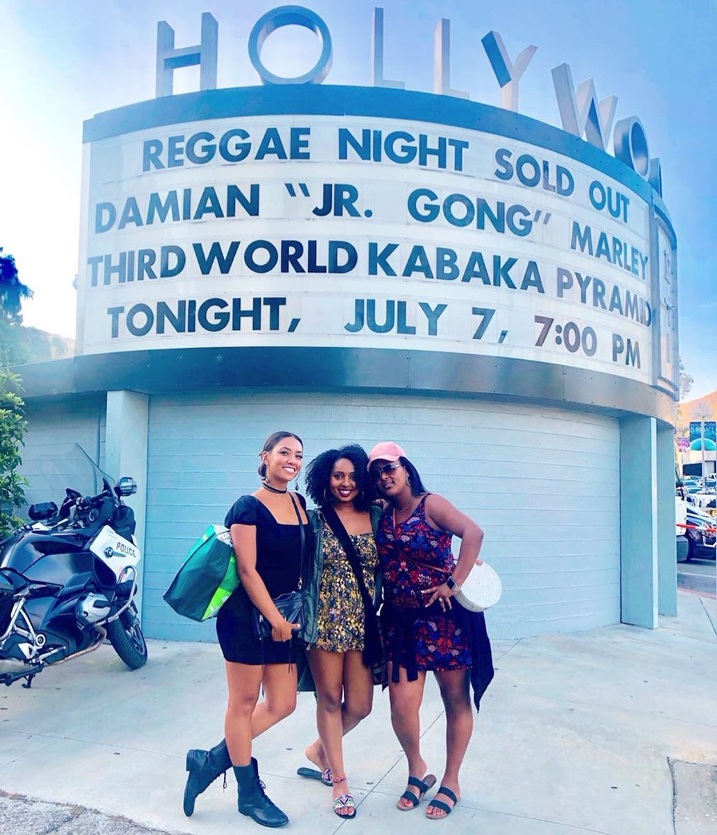 For #MarqueeMondays, we're taking a trip to Jamaica via Highland Ave. Who was there for this amazing Reggae Night lineup? ❤️💚💛 | 📸: oneluvmiri (IG) https://t.co/F90xDQ6MGB