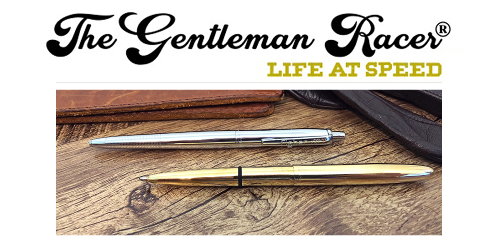 Thank you @TheGentlemanRacer for including Fisher Space Pen in your gift guide! Our pens make great gifts for any occasion!  #FisherSpacePen #AG7 #AstronautPen #GoesAnywhereWritesEverywhere https://t.co/z7F2JGOx7A https://t.co/4qUnCGE6yc