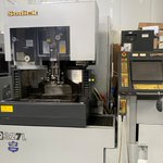 Image for the Tweet beginning: 2006 Sodick AQ327L Wire EDM