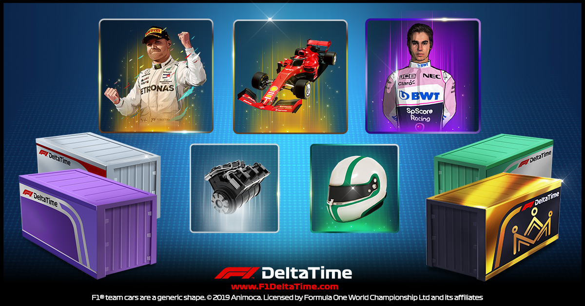 Looking back at our past crate sale, it generated over US$364,000 in sales and many of @F1Deltatime digital collectibles continue to be actively trading on #nft marketplaces such as @OpenSea! #animoca #F1 #blockchain #crypto #erc721 #gaming #racing $REVV