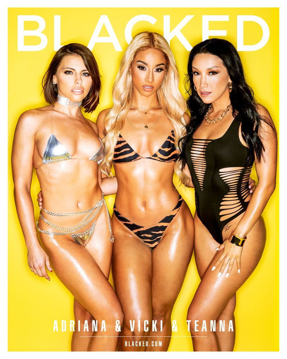 Heres our #mondaymotivation dream team : @adrianachechik @teannatrump @vickichase 💛 Tag your own dream trio below 👇
