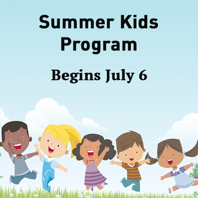 Join us this summer for our Summer Kids Program featuring Arts & Crafts and Science programs throughout the summer! Register today at https://t.co/BebUL5XeHa #TCSCC https://t.co/Xm9aANzxG0