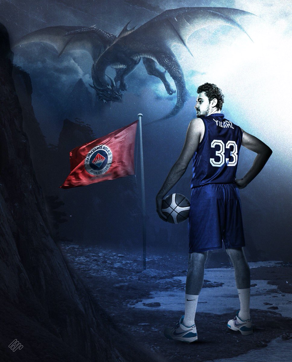 Eurocup ve Basketbol Süper Ligin'de Bahçeşehir Koleji forması giyeceğim için çok heyecanlıyım💪🏻Yeni sezonda görüşmek üzere 🔴🔵🐉 #gofire https://t.co/g8BhQfAo26