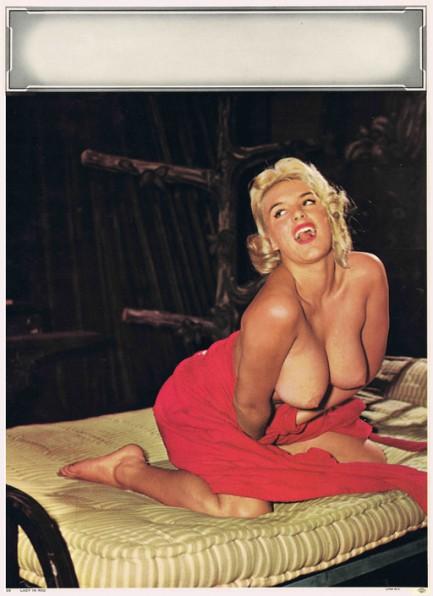 Nude Jayne Mansfield Naked