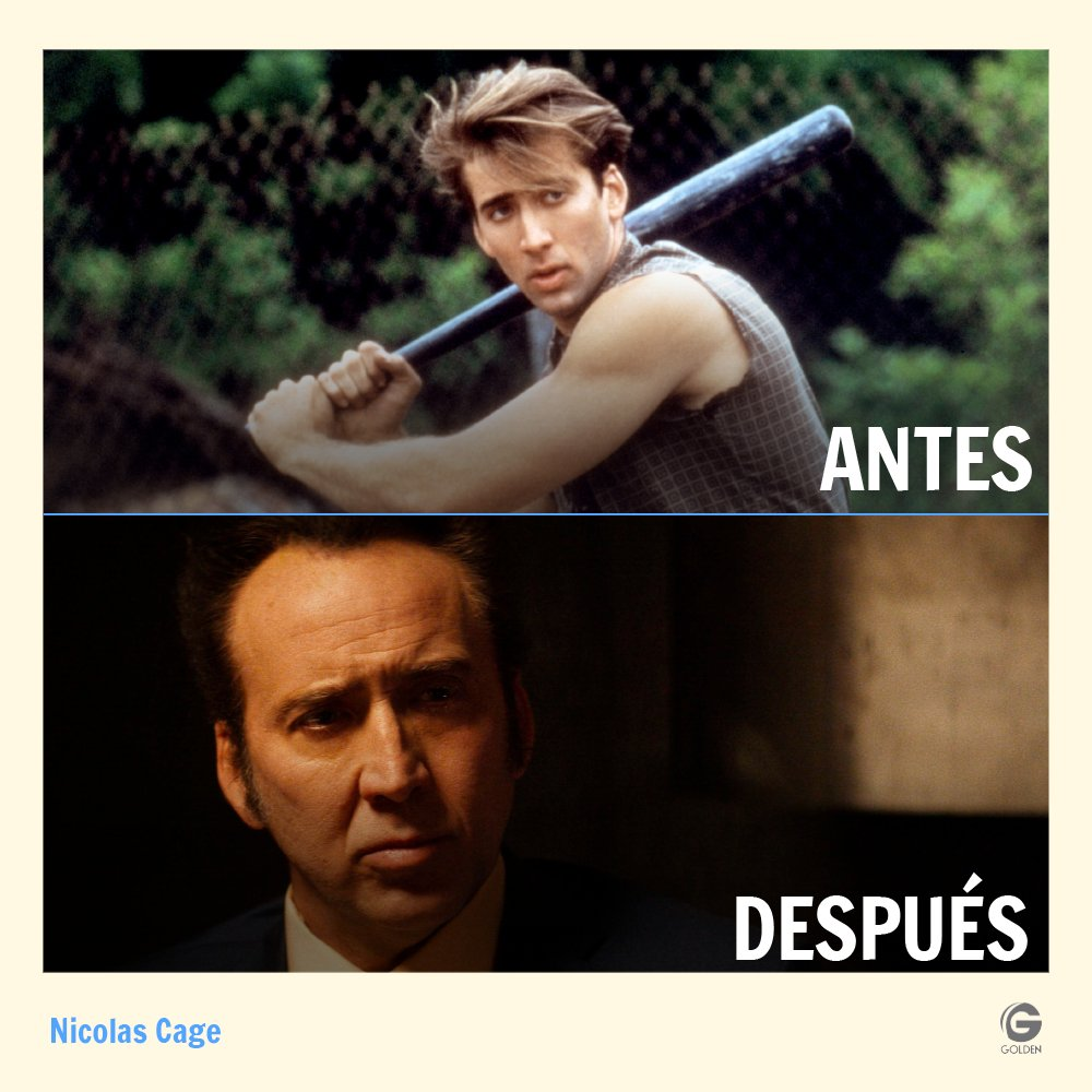 Cinéfilos, ¿cuáles son sus tres películas favoritas de #NicolaCage? 🎬🤔 https://t.co/xEDRujD7HJ