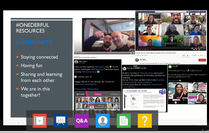 #Onederful resources @eustace_stephen #ConnectEd2020 #MicrosoftEDU #MIEExpert