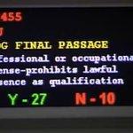 Image for the Tweet beginning: BIG WIN: NJ Senate passes