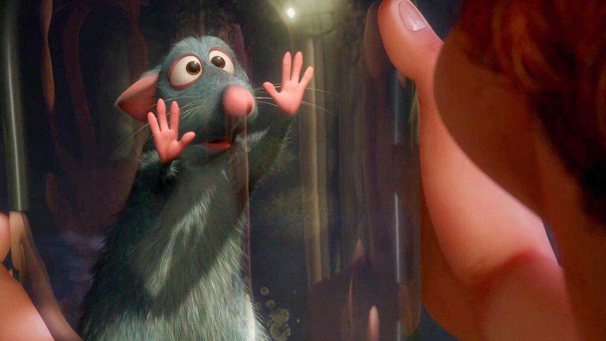 Pixar's 'Ratatouille' was released 13 years ago today 🐀