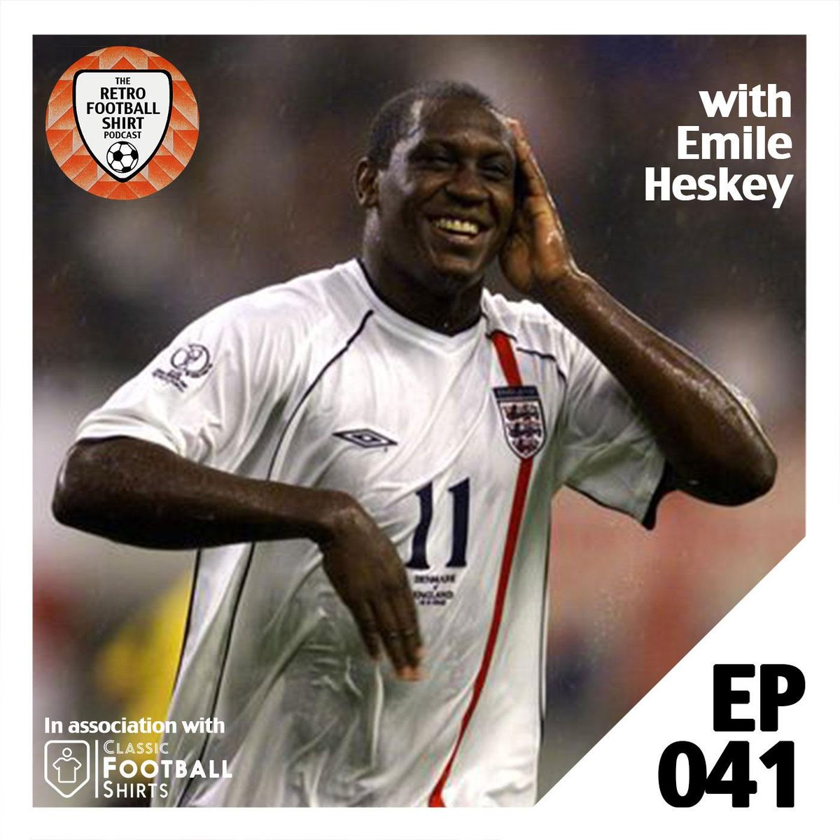 🚨NEW EPISODE ALERT🚨 In association with @classicshirts Hosted by @IAmAlexManzi & @mruche ⚽️ Uche & Alex are joined by @EmileHeskeyUK 👏🏽 🎧 Emile talks about 'THAT' goal celebration 👕 @LFC & @LCFC classic kits 🙌🏽 LISTEN 👉🏽 linktr.ee/retrofootballs…