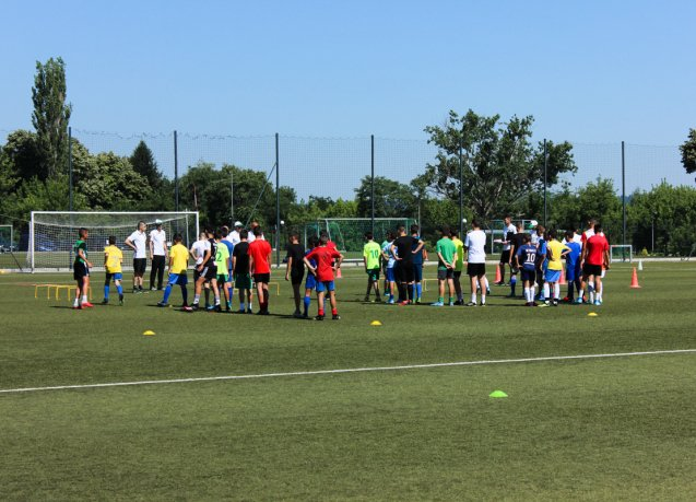 More than 120 kids took part in Ludogorets' tryouts   https://t.co/JWzumnmBIE  #ludogorets https://t.co/U7vNHlzycX