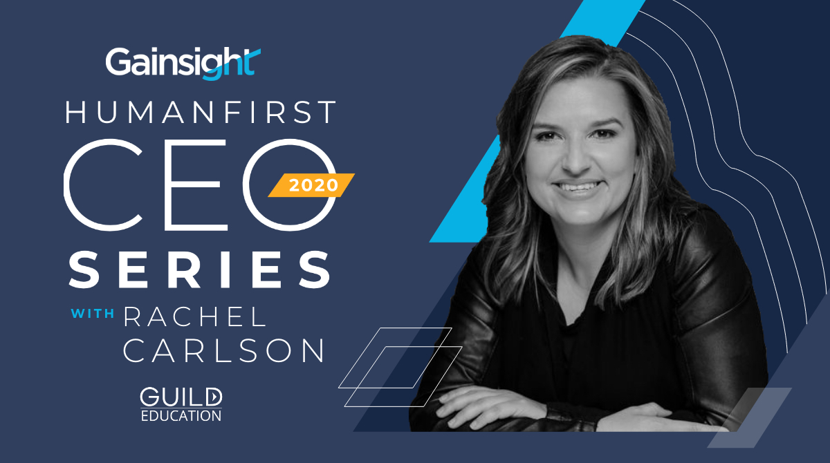 This week we're putting the spotlight on @RachelRCarlson, CEO of @GuildEducation, for our Human First CEO series.   ➡️ Watch via LinkedIn Live tomorrow (June 30th) at 1:00 p.m. PT via @nrmehta's LinkedIn page: https://t.co/1yCuWHQ8ds https://t.co/l5Fok80u3U