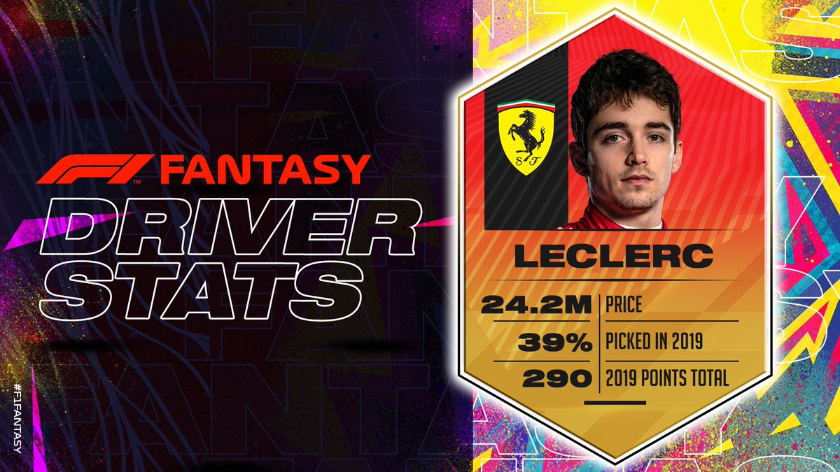 Is @Charles_Leclerc going in your #F1Fantasy team this season? 🤔  Get your squad sorted before Saturday's qualifying session! >> https://t.co/dYTVH7khw6  #AustrianGP 🇦🇹 #F1 https://t.co/1S9WE5PXzN