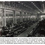 For GSA's 71st birthday today, check out this historic photo of a surplus foundry and machine shop that GSA auctioned off in 1956.   GSA still auctions surplus federal property! Check out what's for sale at https://t.co/PuDVngyKdh!