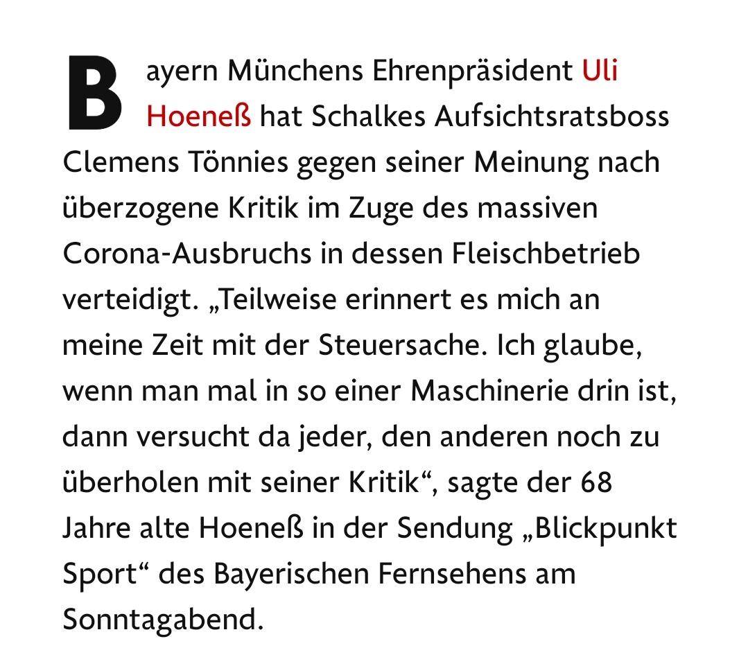 #Hoeness