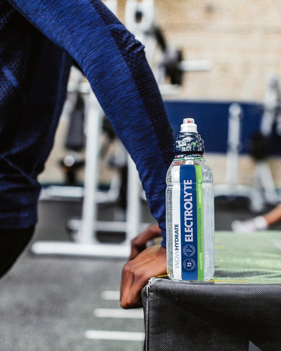Focus on proper hydration 💧Improving the way you hydrate can... ✅Maximise physical performance ✅Boost energy levels and brain function ✅Increase satiety and Boost metabolic rate #PushIt https://t.co/0BMpZWeFSI