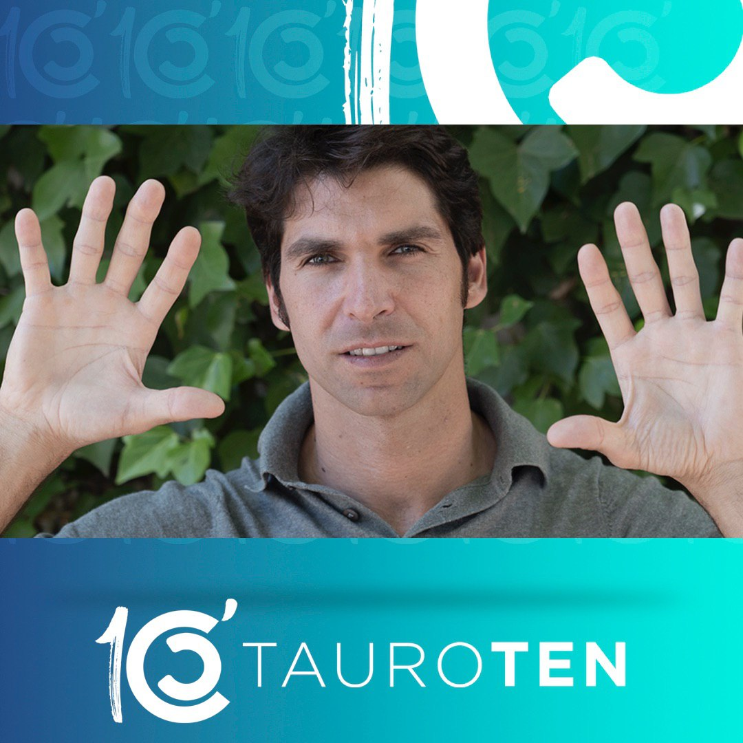 Os espero en @TauroTen !   El mundo del toro como JAMÁS te lo han contado.   Pronto más novedades 😉   🖐 🤚   #Inside #TauroTen https://t.co/nblwFNUbXA