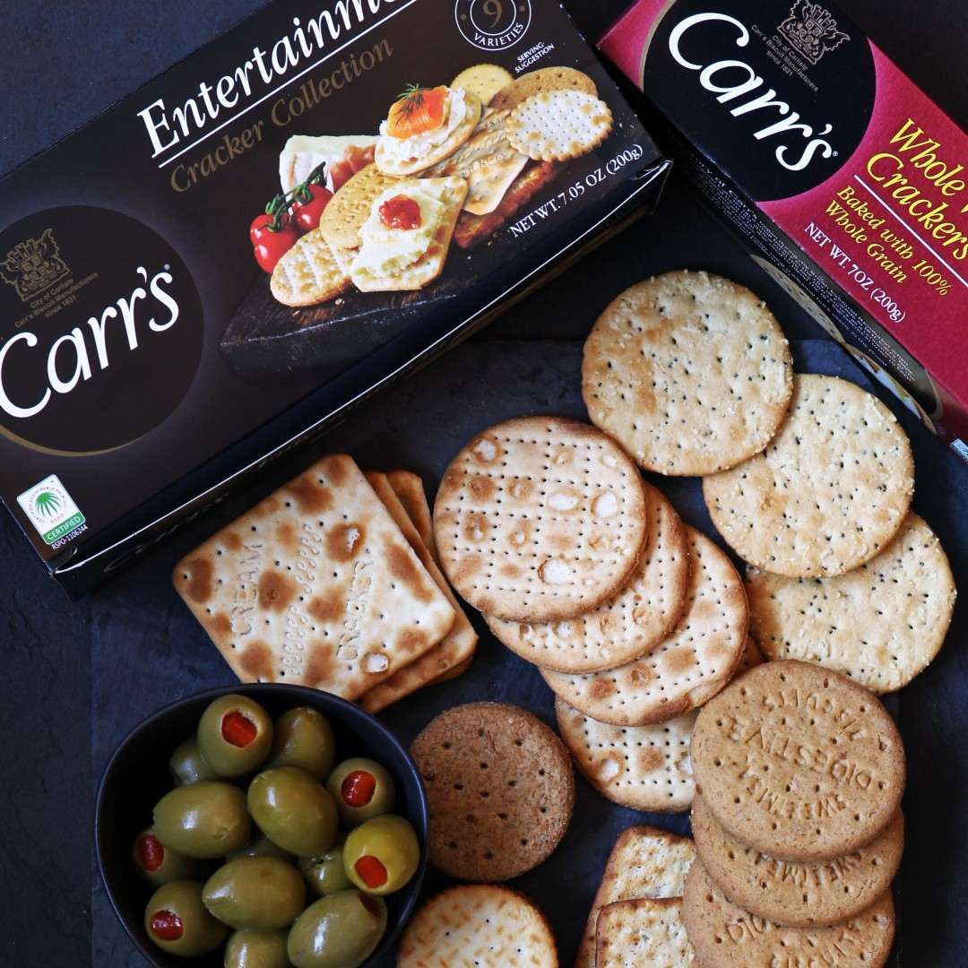 You deserve a snack. Carrs Ireland Crackers are exactly what you need. We love to snack on Carrs with #artisanal cheese from our #cheese department.