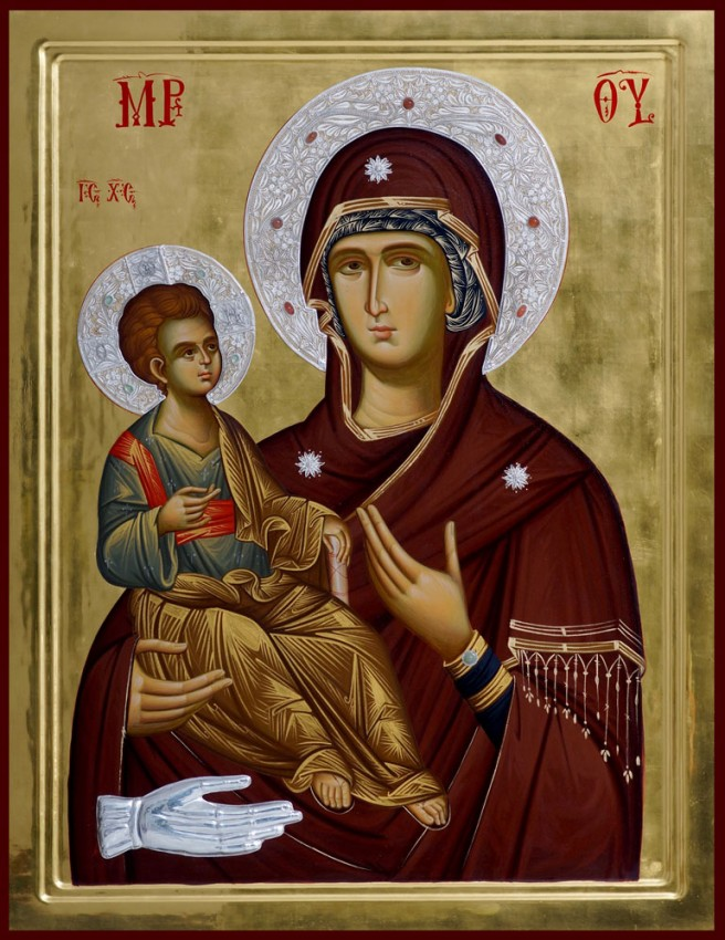 Jesus and the Virgin Mary were Serbs.  Christianityis a copy of the ancient Serbian pagan religion.Jesusspent his youth among Serbs in the Balkans before he returned to Judea to preach. Also, Aramaic, the language that Jesus spoke, was another name for Serbian (Slavic Aryan). https://t.co/GeNb924eGY