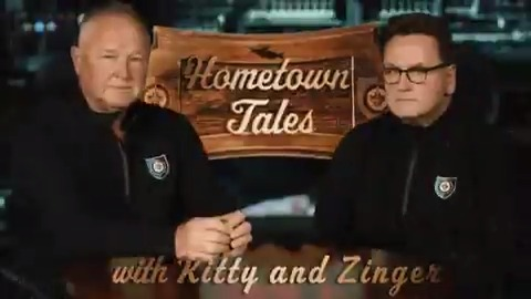 In this weeks Hometown Tales, @JamieThomasTV is joined by Randy Carlyle and Craig Heisinger to chat about how their friendship grew over the years.