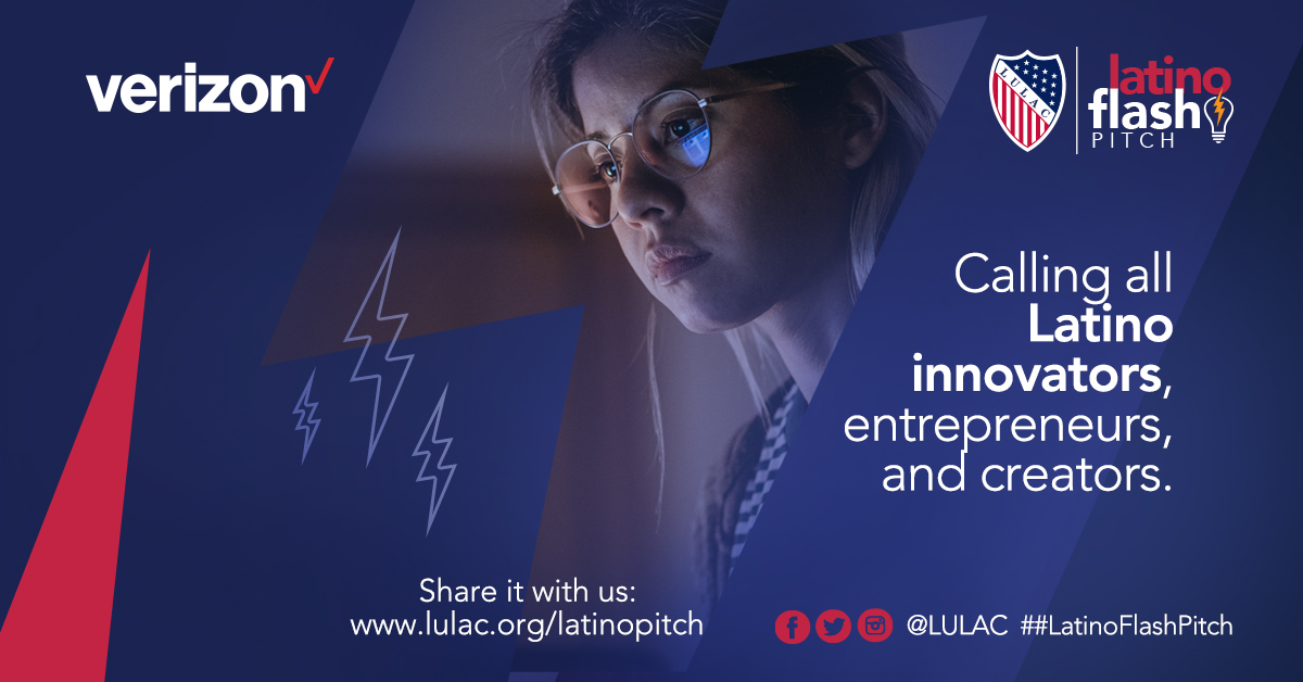 Did you know Latinas run almost half of all Latino owned small businesses?  If you are an aspiring #LatinaEntrepreneur, apply to the #LatinoFlashPitch at http://LULAC.org/laltinopitch  to be part of an amazing community of innovators and help your community!  #WomenPower #LULACProgramspic.twitter.com/XQgTz8cT1O